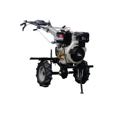 Motocultivador à Diesel 418CC 4 Tempos TDT135R8-XP Partida Manual TOYAMA