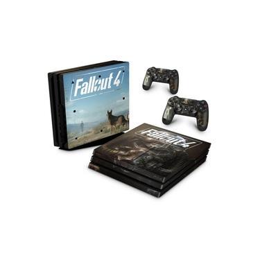 Skin Adesivo para PS4 Pro - Fallout 4