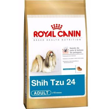 Ração Royal Canin Shih Tzu 24 Adulto 7,5 Kg