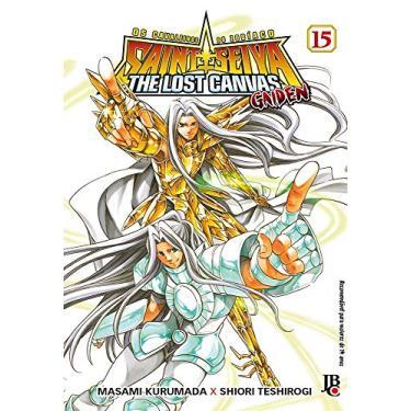 Cavaleiros do Zodíaco. Saint Seiya the Lost Canvas. Gaiden - Volume 15 - Masami Kurumada - 9788545701996