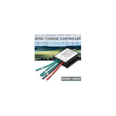 IP67 à Prova D 'Água Gerador De Energia Eólica Controlador De Carga Da Bateria Controlador Gerador De Vento Para abaixo de 400 W 12/24 V Gerador de Vento