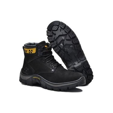 Bota Adventure Coturno Triton Spiller Shoes - Preto