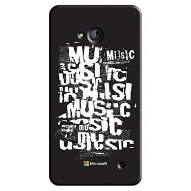 Capa Personalizada para Microsoft Lumia 640 - MT09