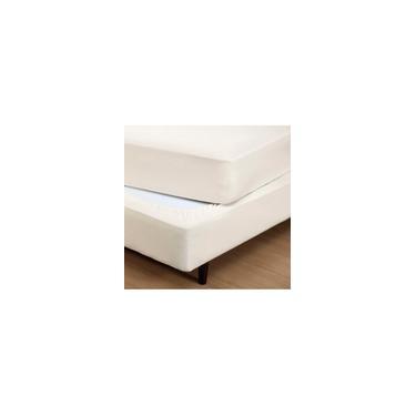 Imagem de Capa Para Box Cama Queen Size Malha Pérola