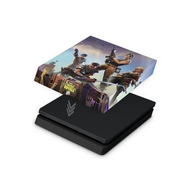 Capa Anti Poeira para PS4 Slim - Fortnite Battle Royale