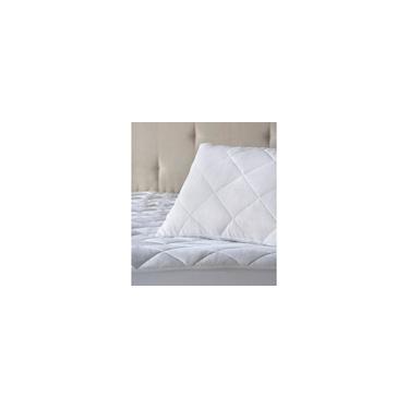 Imagem de Protetor de Travesseiro Buddemeyer Nuit ii Impermeável Cetim 250 Fios 50cm x 70cm (1 Peça)
