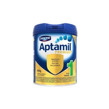 Aptamil Premium 1 800gr - Ideal para Bebes A Partir de 0 A 6 Meses de Vida