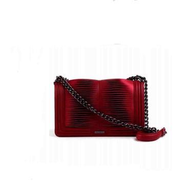 Bolsa Mondaine Vermelho 14004Bmblmm12