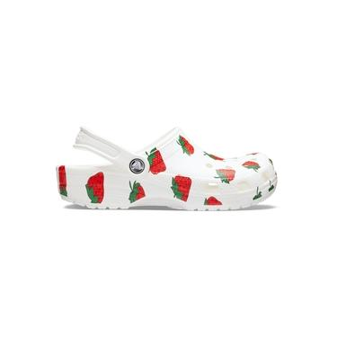 Crocs - 206375 - Classic Vacay Vibes Clog White