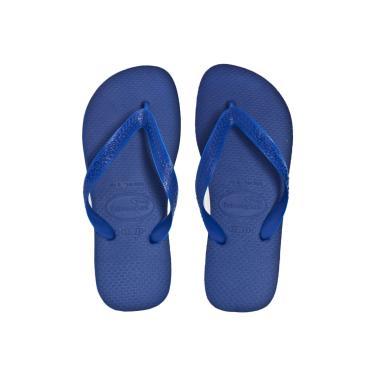 19c4e1a178 Sandália Havaianas Top Azul HAVAIANAS 4000029 masculino