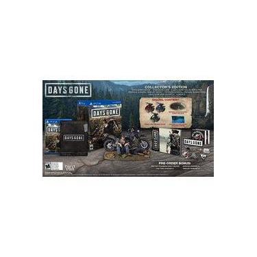 Days Gone Collector's Edition - Ps4