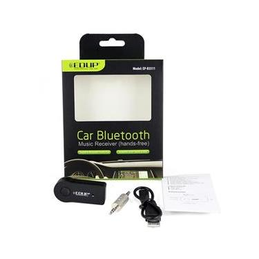 Adaptador Bluetooth Áudio Wireless Automotivo Carro Ou Casa