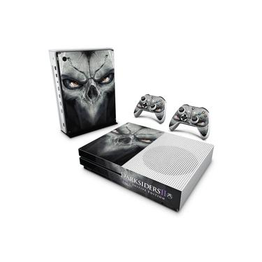 Skin Adesivo para Xbox One Slim - Darksiders 2 Deathinitive Edition