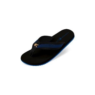Sandália Kenner Nk5.1 Pixel Gold TPX 03 - Preto/azul