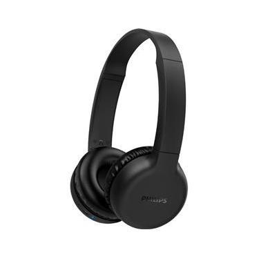 Fone de Ouvido Philips Bluetooth TAH1205 Microfone Headphones - Preto