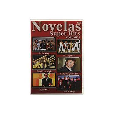 DVD - Novelas Super Hits Vol. 1