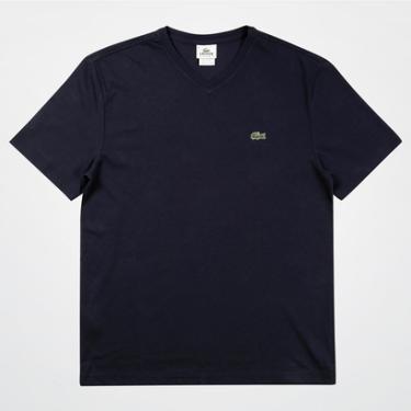Camiseta Lacoste Gola V Masculina - Masculino 4e238f44c7308