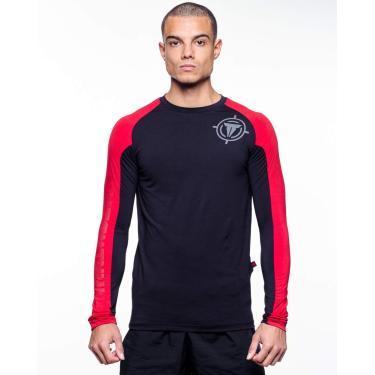 Camiseta Throwdown MMA - Rash Guard Kombat
