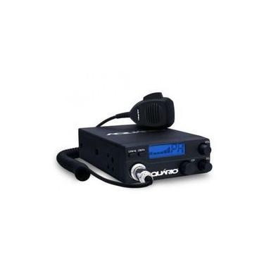 Radio Px Amador 40 Canais Aquário Rp-40 Com Microfone + Cabo + NF (Homologado Anatel)