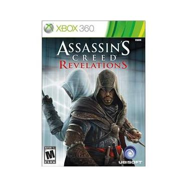Jogo Para Xbox 360 - Assassin`S Creed: Revelations
