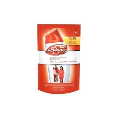 Sabonete Líquido Lifebuoy Total Refil 200ml