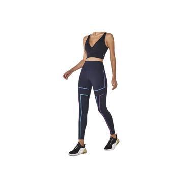 Legging Feminina Alto Giro Hyper Linhas Fusionadas - 2112