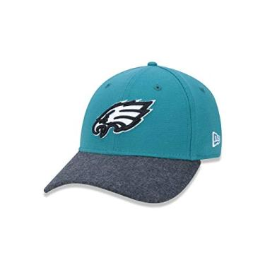 BONE 39THIRTY ABA CURVA FECHADO PHILADELPHIA EAGLES NFL ABA CURVA VERDE NEW ERA