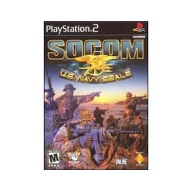 Socom U.S. Navy Seals Jogo Para Ps2