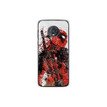 Capa para Moto G6 Plus - Deadpool 1