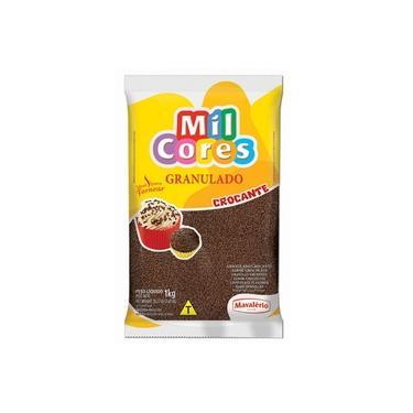 Chocolate Granulado Crocante Mil Cores 1,01kg - Mavalério