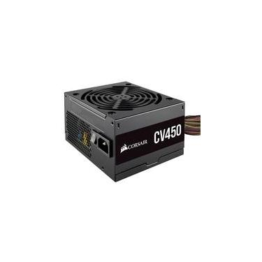 Fonte Corsair CV450, 450W, 80 Plus Bronze - CP-9020209-BR