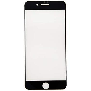 Película Iphone 7/8 Plus Revel Clear 9H 2.5D Vidro Temperado Premium Glass Proteção Tela Inteira, X-Doria, 3X2C0502A, Preto