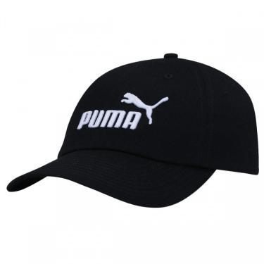 Boné Aba Curva Puma Ess - Strapback - Adulto Puma Masculino