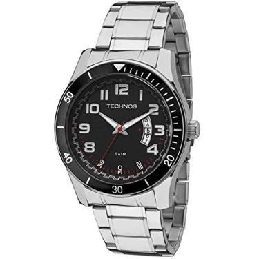 9ce81cd163e Relógio Masculino Analógico Casual Technos - 2115ksl 1r