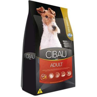 Ração Farmina Cibau Adult para Cães Adultos de Raças Pequenas - 1 Kg