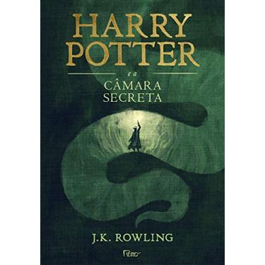 Harry Potter e a Câmera Secreta - Capa Dura - J. K. Rowling - 9788532530790