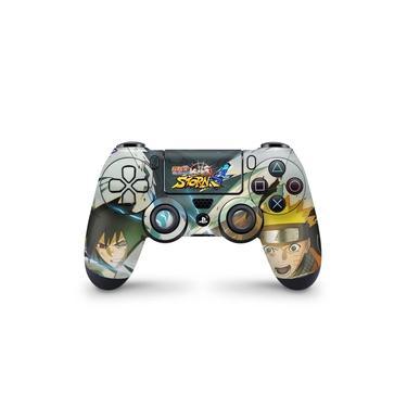 Skin Adesivo para PS4 Controle - Naruto Shippuden: Ultimate Ninja Storm 4