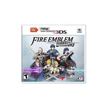 Jogo Fire Emblem Warriors - New 3DS