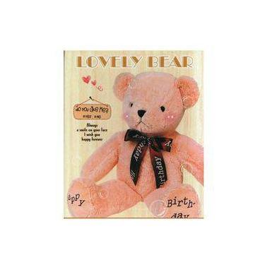 Álbum Lovely Bear para 80 Fotos 10 x 15 cm