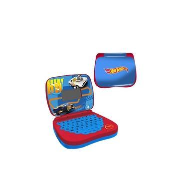 Imagem de Laptop Infantil Bilíngue Hot Wheels Candide