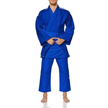 ADIDAS Kimono Judo Quest Azul E Branco 175
