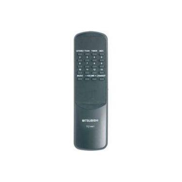 Controle Tv Mitsubishi Tc1441, Tc1631, Tc2031, Tc2034, Tc2041 - Gc-7115 - As0386177, C0857