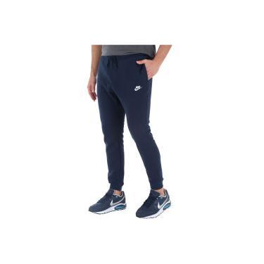 Calça de Moletom Nike Sportwear Jogger FLC Club - Masculina Nike Masculino