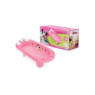 Banheira de Boneca - Minnie Mouse Bow-tique - Xalingo