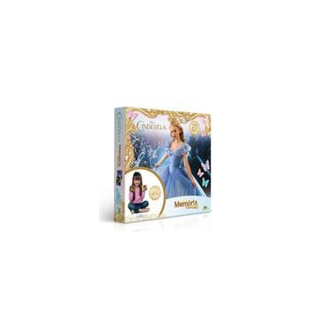 Imagem de Jogo da Memória Grandão Cinderela Princesas Disney - Toyster