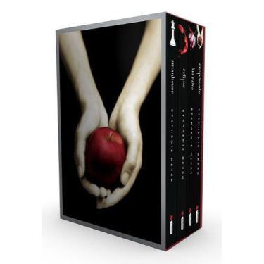 Imagem de Livro - Box Crepúsculo