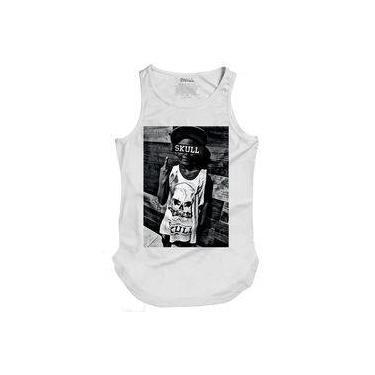 Camiseta Masculina Regata Longline Kid
