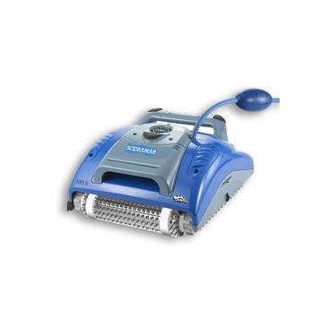 Robô Aspirador Rb6 Automático Para Limpeza Piscinas Sodramar