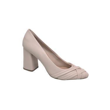 Sapato Scarpin Anaflex 273447C Bico Fino