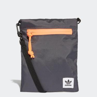Bolsa Adidas SIMPLE POUCH ORIGINALS Cinza  unissex